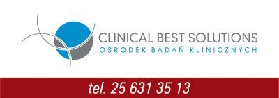 Clinical Best Solution Ośrodek Badań Klinicznych