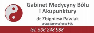 Gabinet Medycyny Bólu dr Zbigniew Pawlak